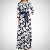 *Many Styles* Gorgeous Floor-length Printed Dresses (up to US size 18)
