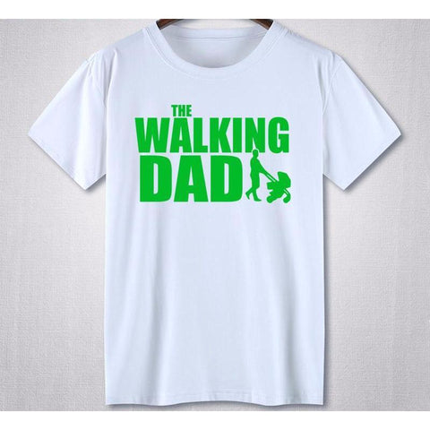 Walking Dad T-Shirt (Regular Sizes) - PB and Apple Jelly