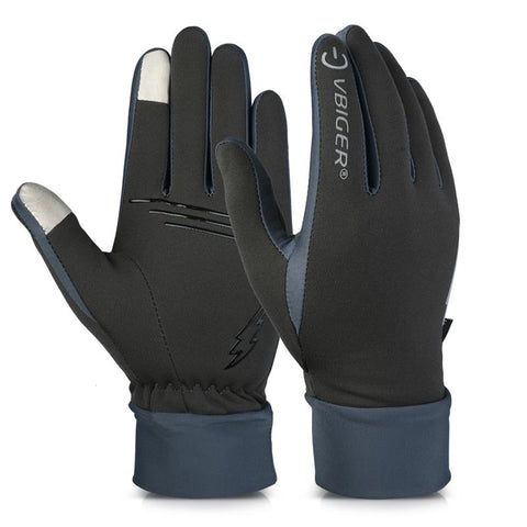 Outdoor Touch-Screen Anti-Skid Gloves - PB and Apple Jelly