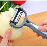 360-Degree Fruit and Veggie Cutter
