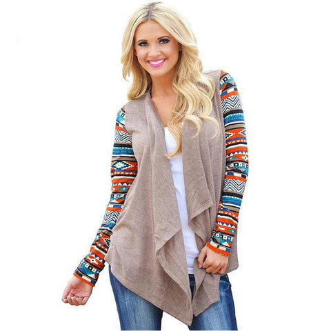 Solid Cardigans with Fun Sleeves (US Sizes 4-20) - PB and Apple Jelly
