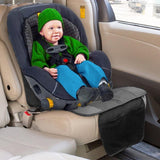 Car Seat Protector with Pockets - PB and Apple Jelly
