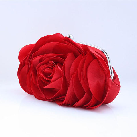 Gorgeous Rose Clutch Purses - PB and Apple Jelly