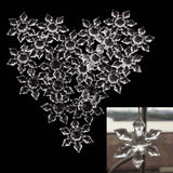 20PCS Snowflake Ornaments - PB and Apple Jelly