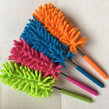 Mini Chenille Feather Duster with Retractable Handle - PB and Apple Jelly