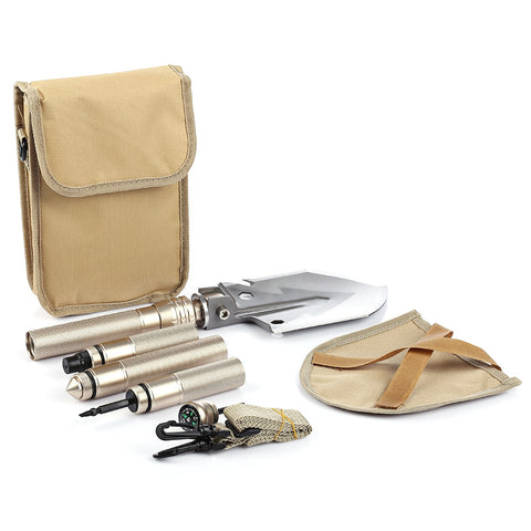 Multifunction Survival Folding Shovel - PB and Apple Jelly