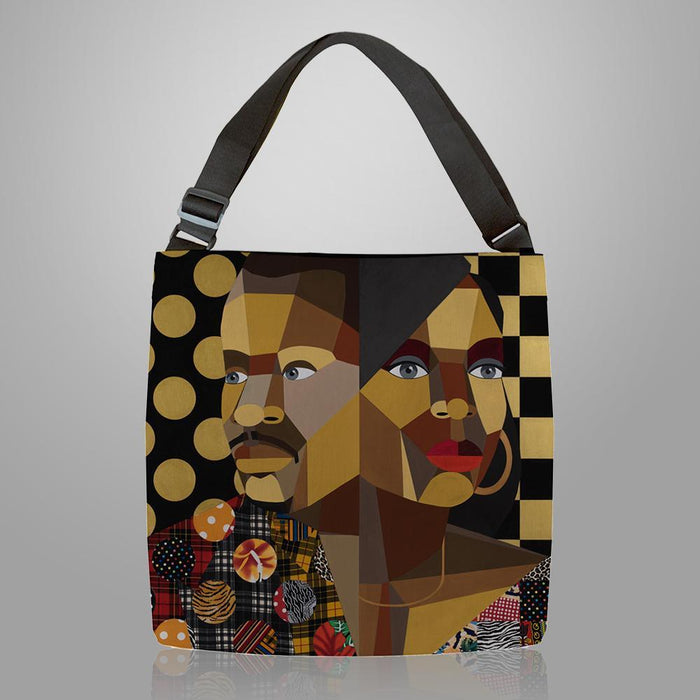 Additional image of Empire x Derrick Adams Adjustable Tote Bag
