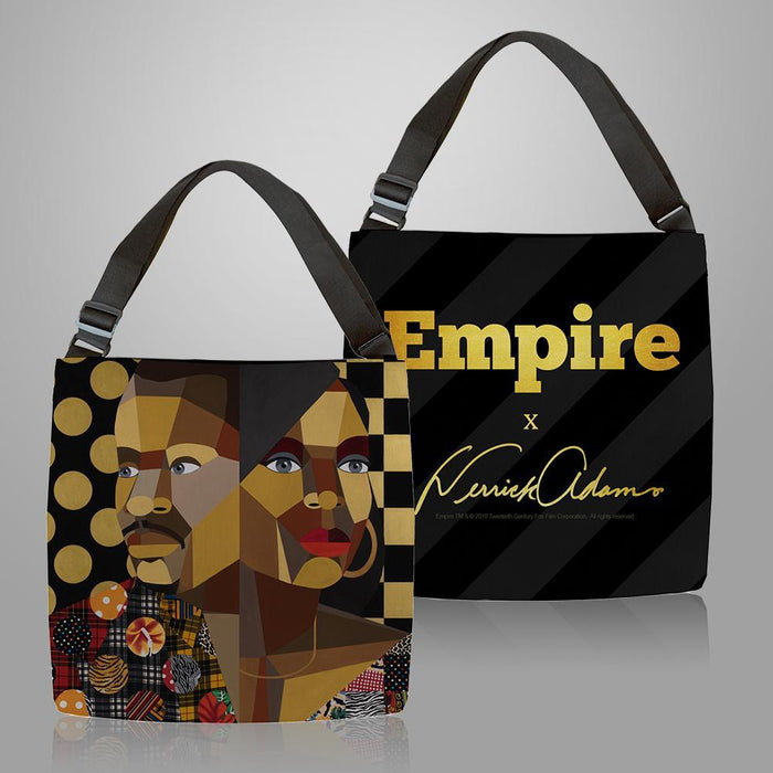 Empire x Derrick Adams Adjustable Tote Bag