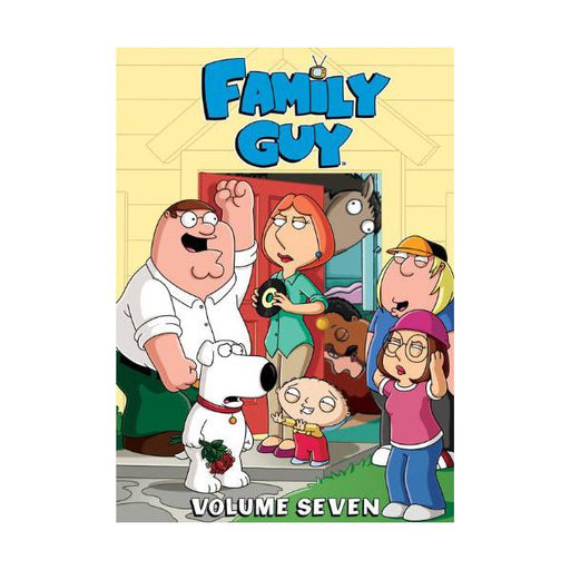 Family Guy Volume 7