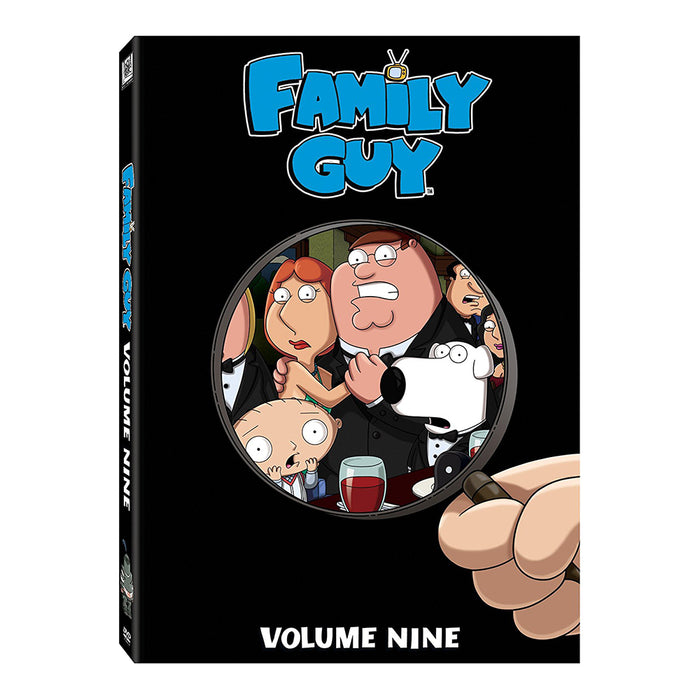 Family Guy Volume 9