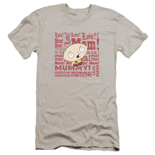 Family Guy Mom Adult Grey T-shirt