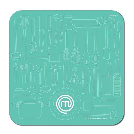 MasterChef Blue Coaster Set