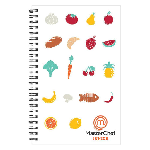 MasterChef Junior Notebook