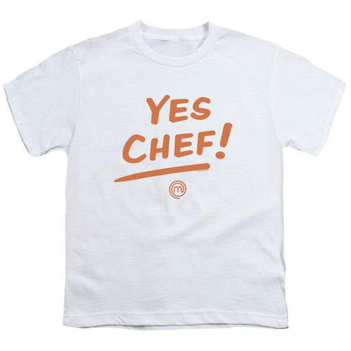 MasterChef Junior Yes Chef! Youth T-Shirt