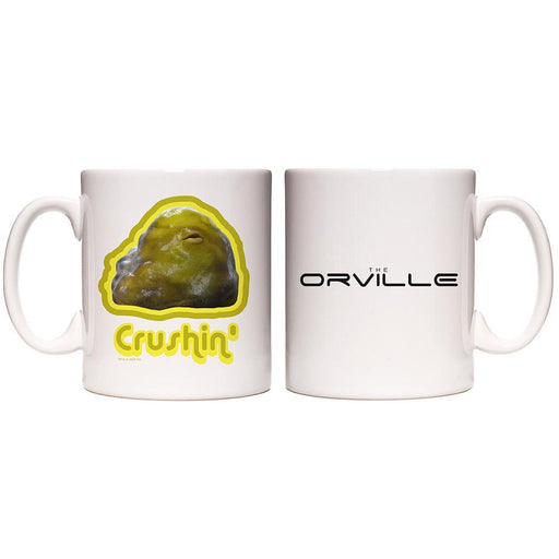The Orville Crushin' Mug
