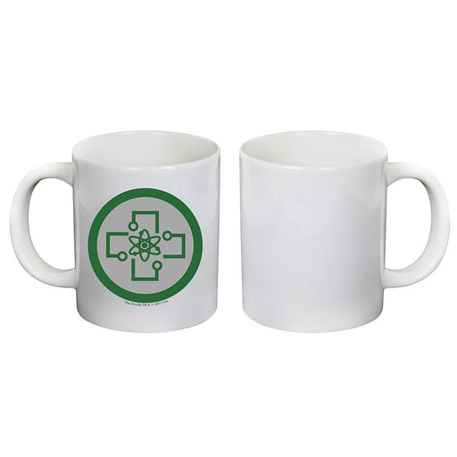 The Orville Medical Badge White Mug