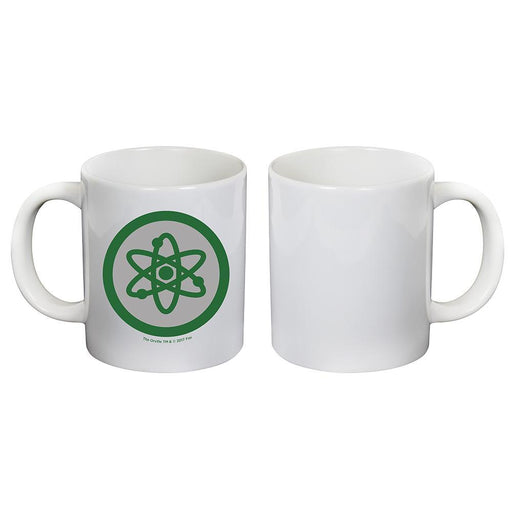 The Orville Science Badge White Mug