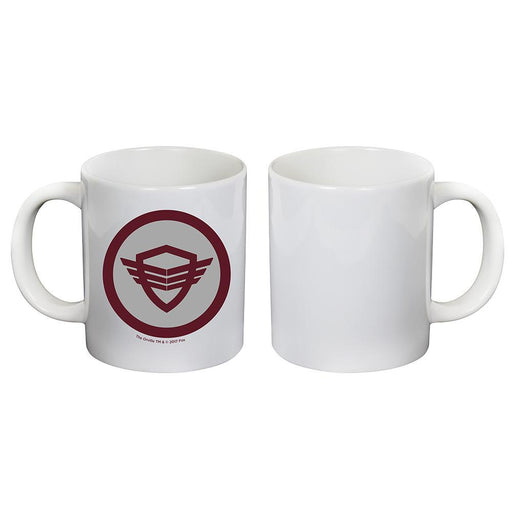 The Orville Security Badge White Mug