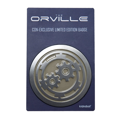 The Orville Engineer Badge