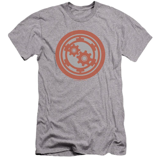 The Orville Engineer Badge Grey T-Shirt