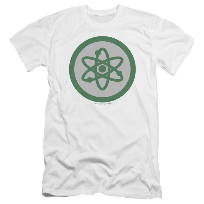 The Orville Science Badge White T-Shirt