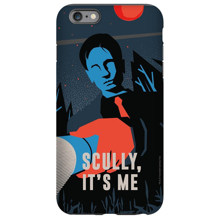 The X-Files Mulder Phone Case