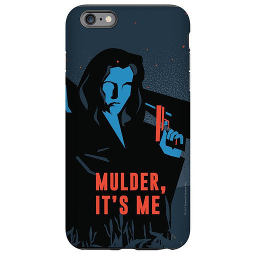 The X-Files Scully Phone Case