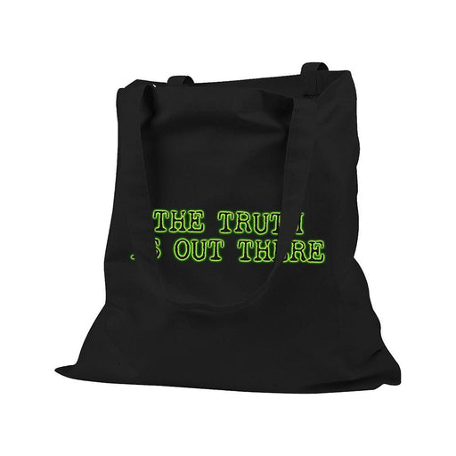 The X-Files Green X Tote Bag