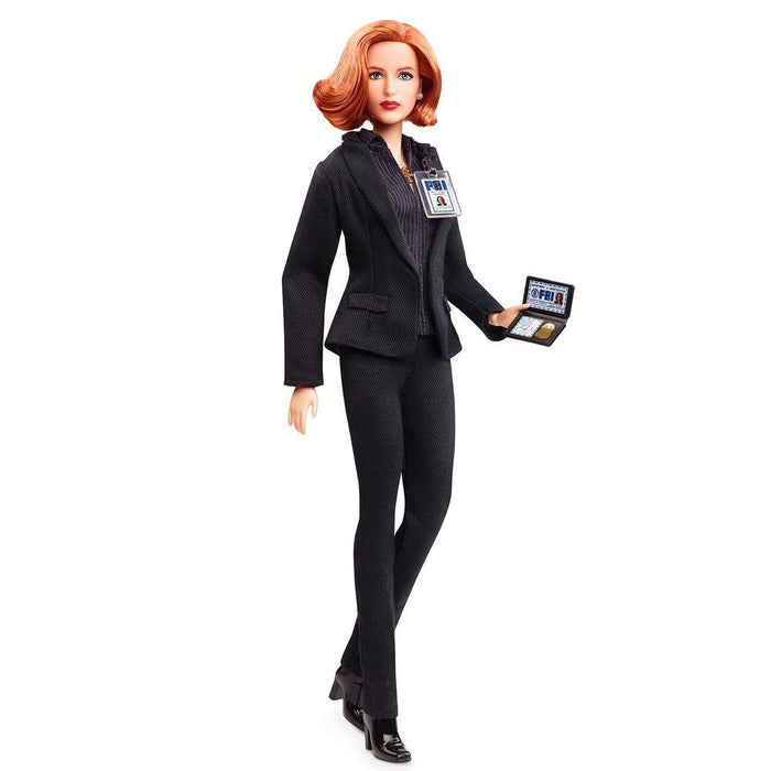 The X-Files Scully Barbie® Doll