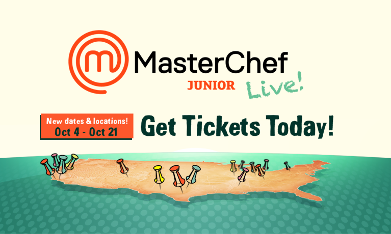 MasterChef Jr. Live