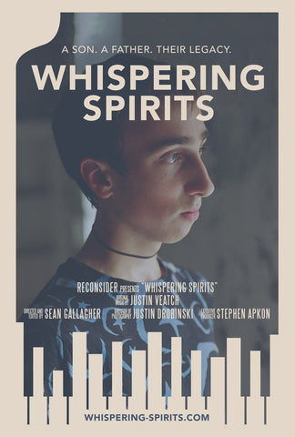Whispering Spirits documentary DVD
