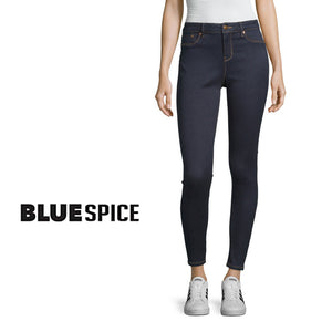 Blue Spice High Waisted Skinny Jeans .  Size 0