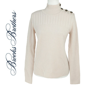 Brooks Brothers Wool Turtleneck Sweater . Size L