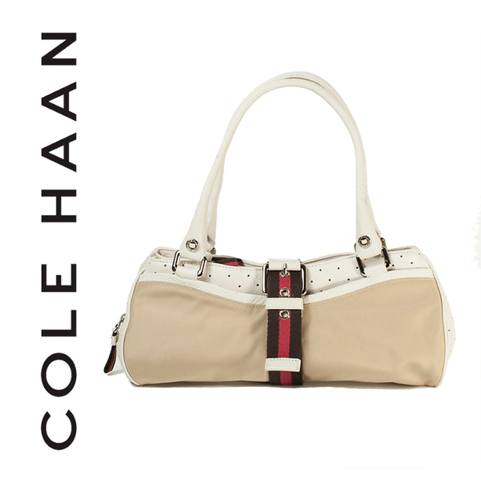 Cole Haan Vintage Roll Bag Courtney Collection