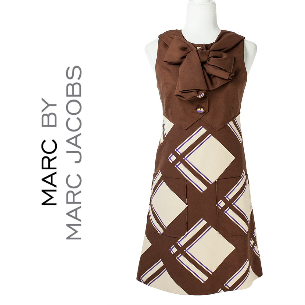 "Marc by Marc Jacobs ""Alessandra"" . Size 2"