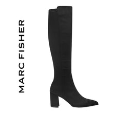 Marc Fisher Calana Heeled Tall Suade Like Boot . Size 6