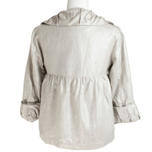 Vertigo Paris Linen Cotton Blend Jacket . Size XS