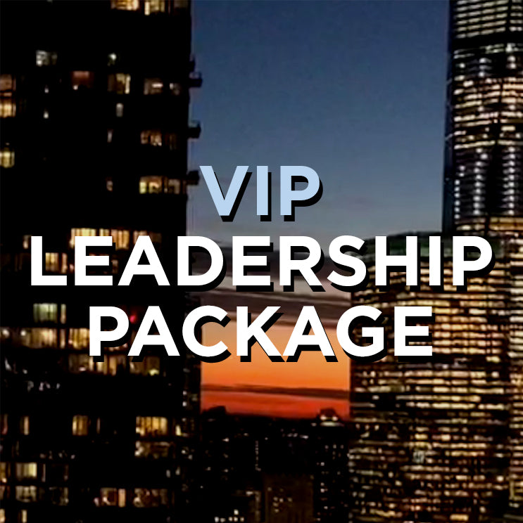 VIP LEADERSHIP PACKAGE