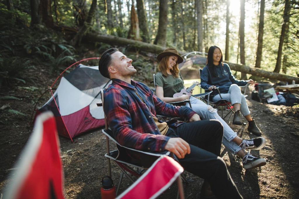 10 Ways To Be A Conscious Camper