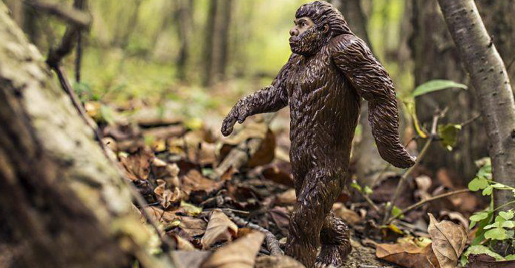 Looking For Sasquatch? These Are Hiking Spots Where You're Likely To See Bigfoot