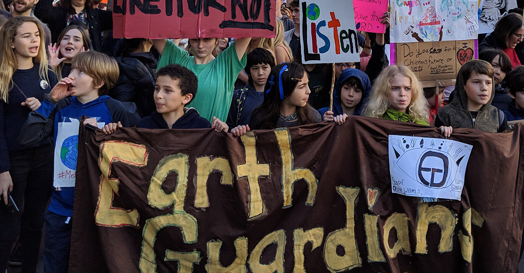 'Climate Strike' Named 2019's Word Of The Year