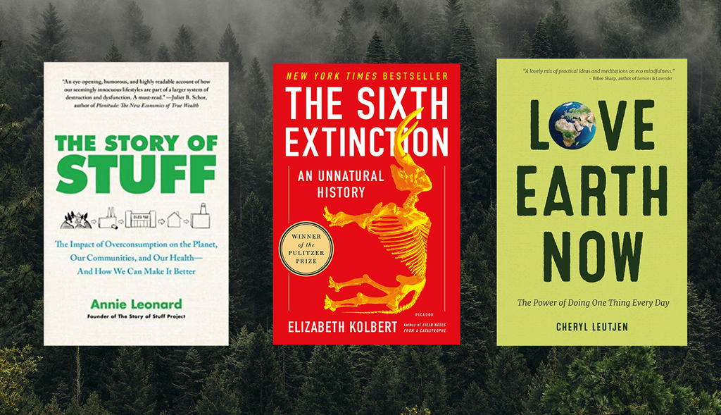 10 Of The Best Environmental Books To Read