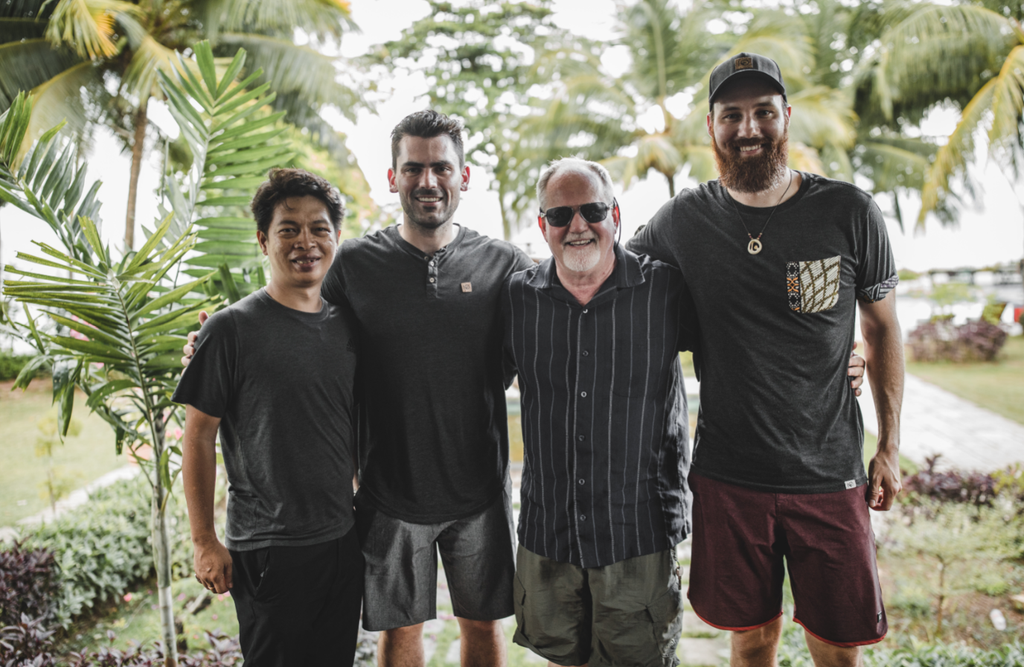 tentree's trip to Biak Island—from Derrick Emsley, our CEO