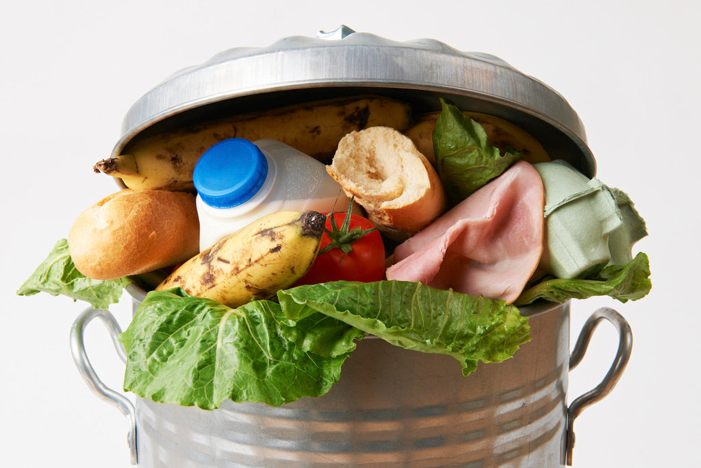40% Of Food In The United States Is Wasted. Here's How To Stop Food Waste At Home