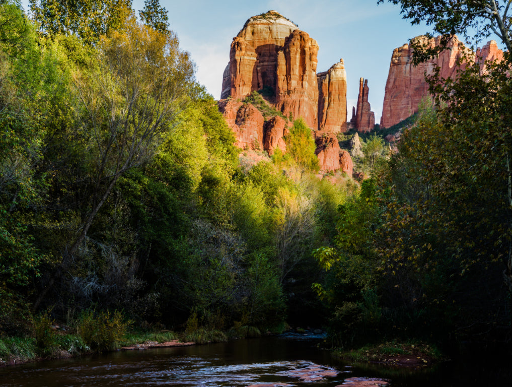 5 Relaxing Swimming Holes Near Sedona Arizona