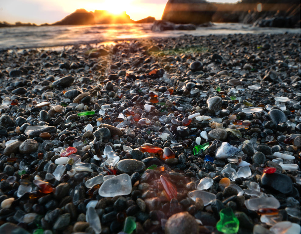 You Have To Experience Kauai - Hawaii's Sea Glass Beach