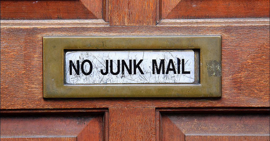 100 Million Trees Are Cut Down For Junk Mail Each Year. Here's How To Stop It For Good