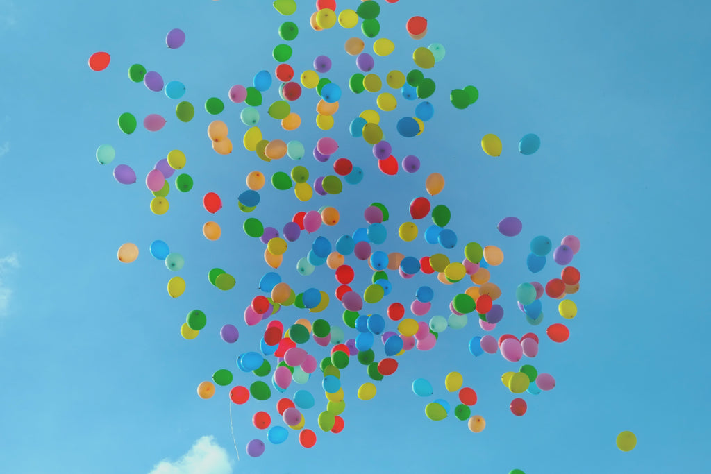 We Need To Stop Releasing Balloons - This Is The Reason Why
