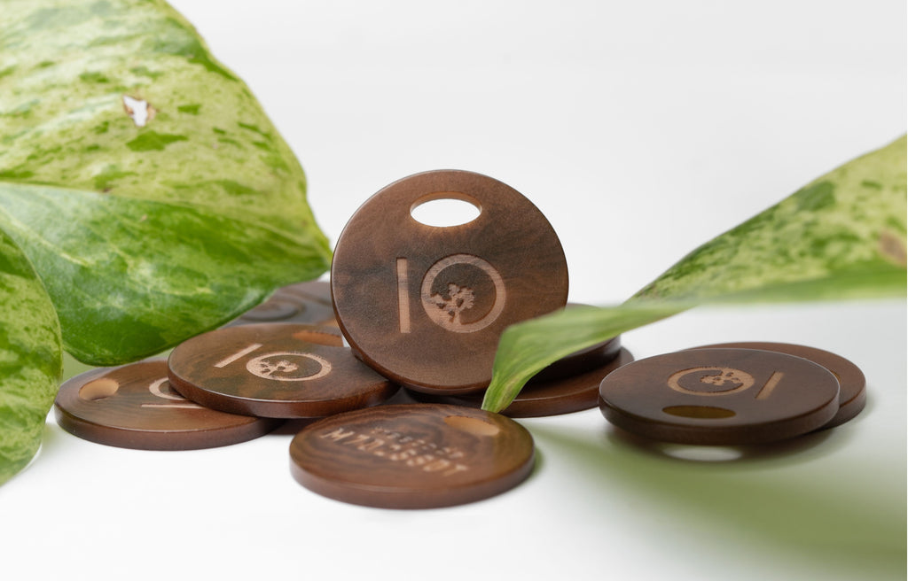 Meet tentree's New, Biodegradable Corozo Tree Code Tokens