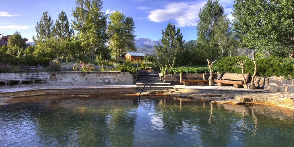 5 Of Colorado's Best Natural Hot Springs